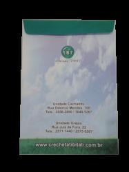 Envelope Grupo TBT - A4 - Pacote c/100
