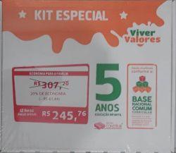 Kit Especial Viver Valores - Pré II